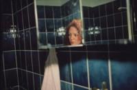 Self-Portrait in the Blue Mirror, Berlin